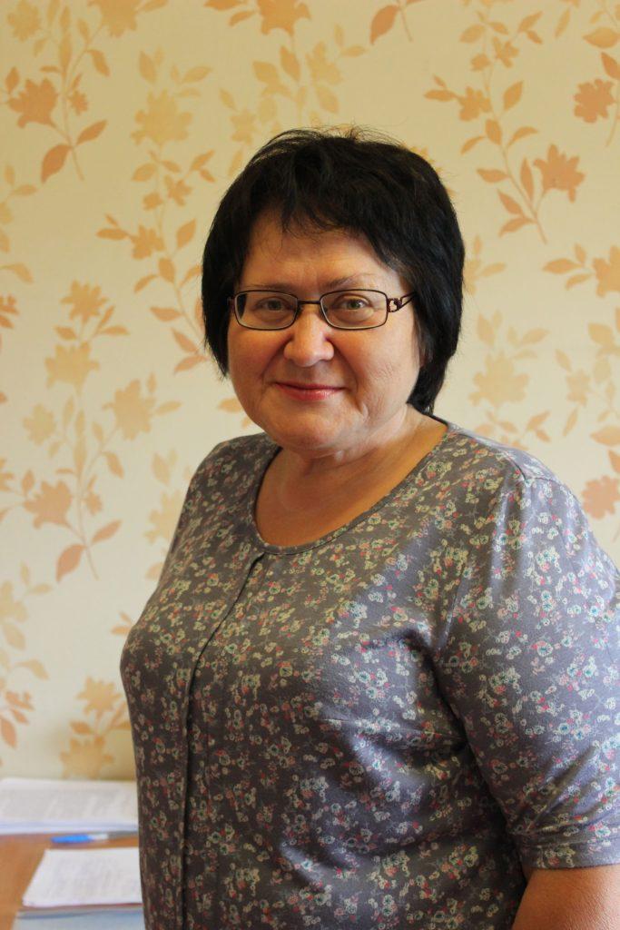 Заведующий отделением Бетина Ольга Николаевна