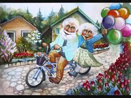 20191004 Бабушка с дедушкой рядом